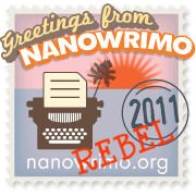 Nanowrimo Rebel